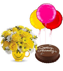 30th birthday flowers and balloons birthday flowers cake balloons same day flowers cakes and balloons