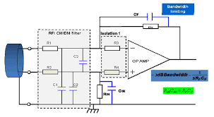 differential op amp design wiring diagram components