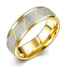 korean wedding rings fashion rings men korean geometry stainless steel wedding tgr099 a 8