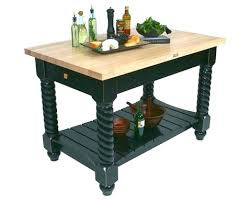 kitchen work table island boos work table boos butcher block table