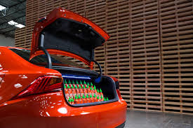 lexus of austin reviews new sriracha inspired lexus comes with a trunk full of sauce