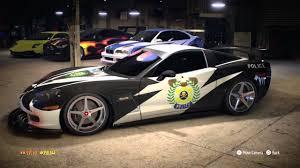 police corvette cross u0027s police corvette nfs 2015 dlc idea youtube