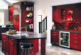 Ikea Red Kitchen Cabinets Kitchen Classy Simple Red Kitchen Cabinets Red Kitchen Cabinets