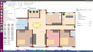 create floor plans looking for a floor plan software to create floor plans on linux