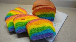 how to make rainbow bread with yoyomax12 youtube