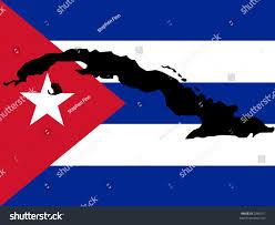 Cuban Flag Images Map Cuba Cuban Flag Illustration Stock Vector 2566471 Shutterstock