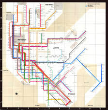 Chicago Transit Authority Map by New York City Transit Authority Subway Map Agi