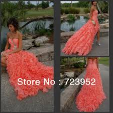 high low ruffle wedding dress aliexpress com buy 2012 best selling charming a line