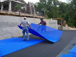 Sports Courts For Backyards Outdoor Basketball Court Flooring Ultrabasesystems