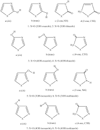 ijms free full text replacement of oxygen by sulfur in small