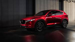 mazda worldwide mazda unveils redesigned 2017 cx 5 compact crossover at la auto show