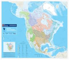 Map Of Northern America by A Blank Map Thread Page 212 Alternate History Discussion