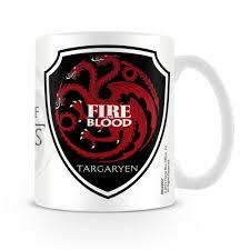 game of thrones mug targaryen game of thrones gifts film u0026 tv