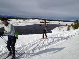 gmvs nordic ski team our thanksgiving ski towards faithful
