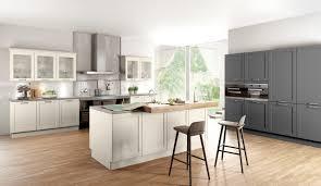 kueche magnolie arbeitsplatte grau moderne einbauküche systema 5035 magnolie perlgrau küchen quelle