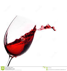 glass of wine with splash stock photo image of cool 34429874