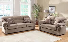 brown microfiber sofa bed homelegance furnishing valentina brown microfiber sofa set usa
