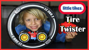 little tikes tire twister lights little tikes tire twister remote control toy car review youtube