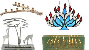 buy a menorah top 15 best unique menorahs for hanukkah