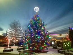 tree lighting ceremony millennium plaza downtown yakima