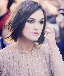 lady neck hair neck length bob for thin hair http www hairstylo com 2015 07