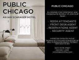 Hotel Front Desk Agent Public Chicago Hotel U2013 Hiring Security Front Desk Agents
