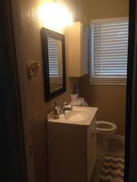 bathroom bathroom makeover cost remodel small bathroom before