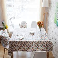 Owl Table L Pretty Colorful Owl Dinning Coffee Table Cotton Linen Cloth