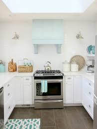 The Coastal Kitchen - our coastal style white shaker kitchen makeover the reveal