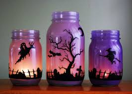 Halloween Crafts With Mason Jars by 20 Interesting Halloween Ideas For Your Home Ideas 4 Homes