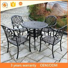 cast aluminum patio furniture u2013 artrio info