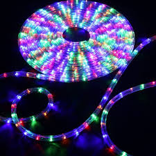 rope lights decor