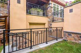 exterior railings gallery compass iron works