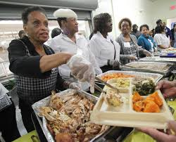 free thanksgiving meal in cleveland area list event here