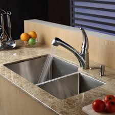 kitchen cozy quartz granite countertop with stainless steel