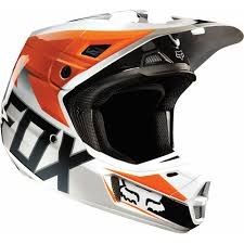 fox motocross helmets fox v2 motocross helmet race orange 2015 mxweiss motocross shop