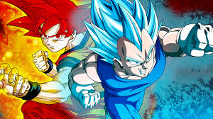 dragon ball super difference super saiyan god