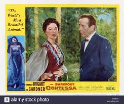 1954 film title barefoot contessa director joseph l mankiewicz