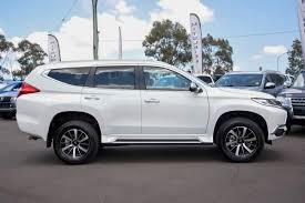 2017 mitsubishi pajero sport glx qe my17 white for sale in