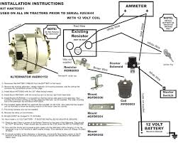 delco remy alternator wiring diagram 4 wire 3 in radiantmoons me