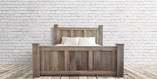 ana white custom rustic king bed diy projects