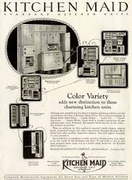 Kitchen Cabinet History A Brief History Of Kitchen Design Part 5 Poggenpohl U0027s Early
