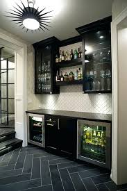 built in wine bar cabinets built in bar cabinets home bar cabinet home bar transitional with