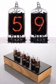 Cool Desk Clocks by The 238 Best Images About Clocks 1 U0027techno U0027 On Pinterest