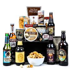 Gift Baskets With Free Shipping International Beer Gift Basket Gourmet Gift Baskets For All