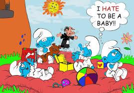 Baby Smurf Meme - grouchysmurf explore grouchysmurf on deviantart