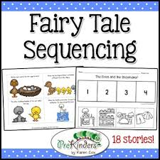 printable comprehension stories tales story sequencing popular tales help teaching