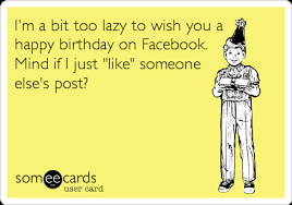 Sarcastic Happy Birthday Wishes Loading