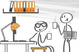 image pause café bureau 89 des français se sentent bien au bureau mieux