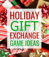 holiday gift ideas 5 awesome holiday gift exchange games to play happy go lucky